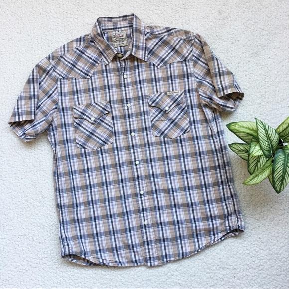Lucky Brand Other - Lucky Brand Mens Shirt Size M